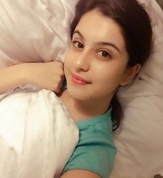 "Tunisha Sharma on Instagram: ""Bed feels like heaven after all the work😅 #Beauty_Sleep 😇#BedTimeSelfie💞"" Tunisha Sharma, Beautiful Girl Photo, Hair Color For Black Hair, Feel Like, Body Types, Eye Color, Girl Photos, Heaven, Feelings"