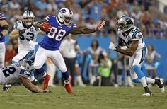 Observations After Preseason Game #2: Buffalo Bills At Carolina Panthers