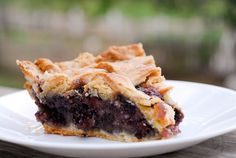 On Just A Couple Acres: ~Mulberry Pie Recipe~