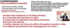 """il popolo del blog,: GLI ITALIANI DEVONO SAPERE""""!"""