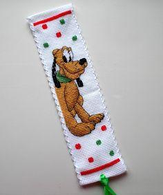 Anchor Disney Pluto bookmark.