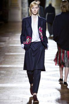dries van noten f/w 13.14 paris | visual optimism; fashion editorials, shows, campaigns & more!