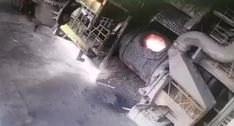 An Illustration Of How Quickly Things Can Go Wrong In A Steel Factory