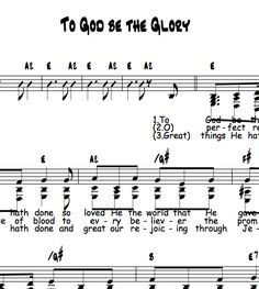 Traditional hymn tune, contemporary arrangement with chorus - SAT