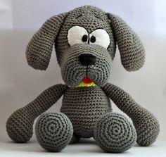 Hund Arno häkeln