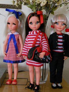 Sylvie Susanna Simona ~ Furga dolls.  Alta Moda.  These are very expensive.  ...  I have beautiful Furga dolls, but mine are thrift store  dolls.  I still love them.