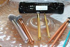 Royal and Langnickel brushes ! Vegan Makeup, Vegan Beauty, Cruelty Free, Brushes, Skincare, Skincare Routine, Blush, Skins Uk, Skin Care