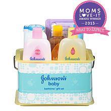 Johnson  Johnson Bathtime Essentials Gift Set