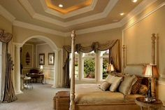 Awesome 50 Modern Romantic Mediterranean Master Bedroom Ideas https://homeastern.com/2017/09/17/50-modern-romantic-mediterranean-master-bedroom-ideas/