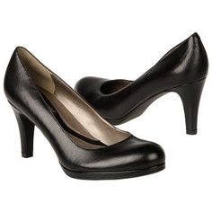 Need these for work... the heel is not too high, just right! And Naturalizers are so comfortable!