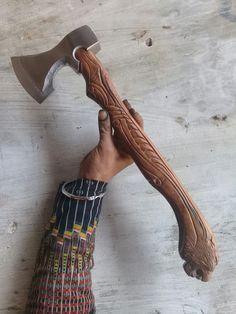 MDA axe maker.