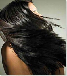 beautiful hair Hair Care : Do It Yourself Hair Protein Pack Pelo Natural, Belleza Natural, Shiny Hair, Dark Hair, Shampoo Herbal, Egg Shampoo, Hair Glaze, Hair Protein, Do It Yourself Fashion