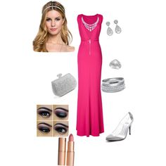 Evening gown Evening Gowns, Polyvore, Fashion, Evening Dresses, Moda, Evening Gowns Dresses, Formal Dress, Fasion