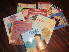 Books about Christopher Columbus