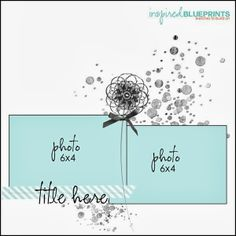 Inspired Blueprints | Sketch 106 Scrapbook Layout Sketches, Scrapbook Templates, Card Sketches, Scrapbook Albums, Scrapbooking Layouts, Scrapbook Cards, Sketch 4, Photo Sketch, Sketch Inspiration