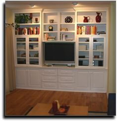 tv cabinet - but probably not in white....