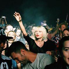 Taylor Swift insta-ed 'watching @calvinharris like ' Adorable!