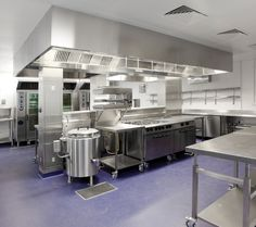 Commercial Restaurant Grease Trap Cleaning: What is the Importance of this Service? Kitchen Exhaust, Kitchen Hoods, Kitchen Appliances, Home Design, Küchen Design, Walk In Freezer, Commercial Kitchen Design, Restaurant Equipment, Layout