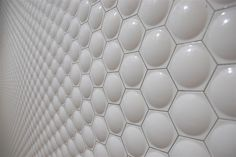 Hex tile at Powel Street BART station Hex Tile, Tiles, Powell Street, White Magic, World Best Photos, San Francisco, Resolutions, Spectrum, Design
