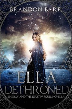 Fantasy, Fiction book cover design by Milo, Deranged Doctor Design