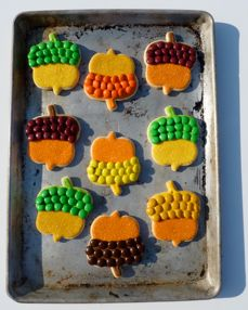 fall cookies MMM #makeityourown #stellaandjamie #giveaway