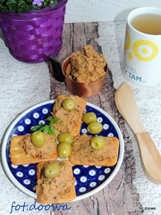 Moje Małe Czarowanie: Pasta z ryby maślanej, oliwek i pomidora