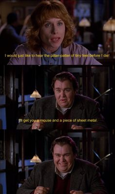 Uncle Buck. lol....always laugh watching this movie...lol