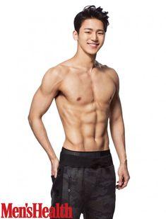 MYNAME's Insoo Men's Health'   allkpop.com