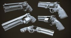 ArtStation - bunch of weapons , Nick Govacko