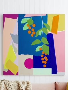 Leah Bartholomew Love everything about this space. Leah Bartholomew Paintings — The Design Files Kunstjournal Inspiration, Painting Inspiration, Greenhouse Interiors, Plakat Design, The Design Files, Big Design, Australian Artists, Decoration, Abstract Art