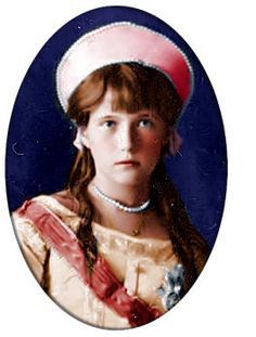 Princess Anastasia Romanov - the 'missing princess' (who has now been found ha). I thought she was so cool when I was a kid.