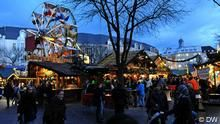 Germans at Christmas: 5 min video in English from Deutsche Welle