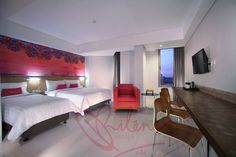 Jakarta - There are two main reasons frequently advanced by experts in placing Makassar as is historically important city and trading activities. The place of Fave Hotel Daeng Tompo Makassar area near Losari beach got its first trendy budget hotel in this city. To discovering the remarkable of this 2 stars hotel, Team Orilens cover up all throught magnificent pictures with the great technique people may found the coziness of this hotel room.