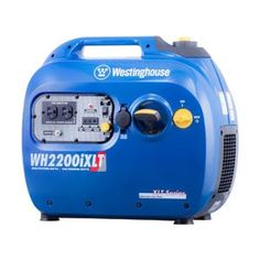 Westinghouse Watt Gas Powered Portable Inverter Generator with Parallel Capabilities and Enhanced Fuel Efficiency Gas Powered Generator, Portable Inverter Generator, Power Generator, Generators For Sale, Lcd Television, Sump Pump, Thing 1, Electronic Recycling, Recycling Programs