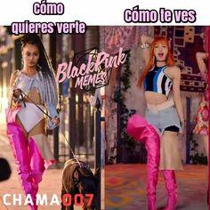 Memes de las negrorosa Segundo libro de Memes BLACKPINK… #detodo # De Todo # amreading # books # wattpad