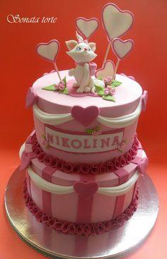 Aristrocats cake