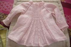 P1060062 Cardigan Bebe, Cardigan Pattern, Baby Cardigan, Crochet Mandala, Knit Crochet, Baby Sweaters, Baby Wearing, Baby Knitting, Tutu