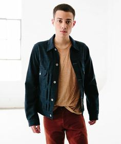 Leroy Sanchez, Thing 1, Character Inspiration, Denim, Jackets, Style, Fashion, Down Jackets, Swag