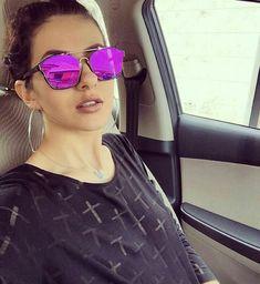 Mirrored Sunglasses, Sunglasses Women, Fashion, Moda, Fashion Styles, Fashion Illustrations