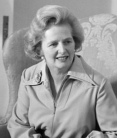Along with many other successful people, Margaret Thatcher rose at 5 a.m. every morning.