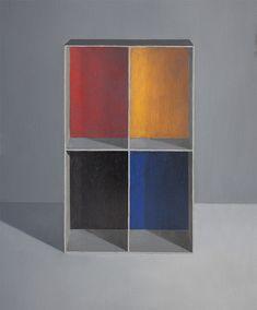 Paul Morez - Oil on canvas 30 x 25 cm, 2015