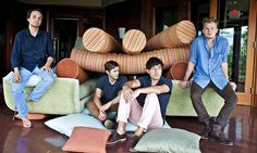 Grizzly Bear Takes a New Approach on Its Album 'Shield' - NYTimes.com