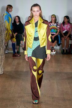 Catwalk Fashion, High Fashion, Cardigan Shirt, 2020 Fashion Trends, Fashion Show Collection, Costume Design, Editorial Fashion, Ready To Wear, Spring Summer