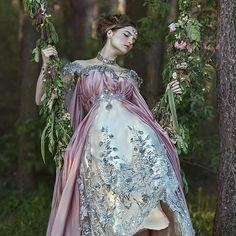 My fairytale image with lovely model @juliamodzelewska / D'VISION in dress from @fireflypath #agnieszkalorek #fairy #fantasy #fairytale #fineart #dvision #model #romantic #mood #longdress #dress #flowers #instacool #instalove #beautiful #ornaments #crystals #girl #dreams #dream #love #to #beauty #teenager #youth #poland #shoot #throwback