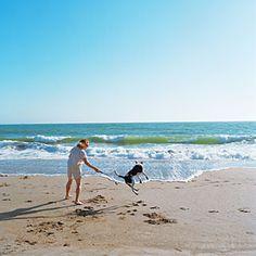Oxnard, CA day trip: Hollywood Beach was a favorite of legendary stars like John Wayne and Charlie Chaplin.