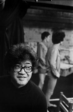 Henri Cartier-Bresson – Kobo Abe, 1978