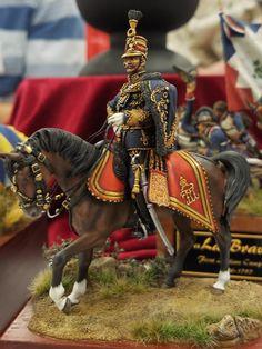 Zinn, Military Figures, Napoleonic Wars, Figure Model, Toy Soldiers, Cavalier, Scale Models, Diorama, Austria