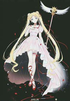 Sailor Moon #moon #sailor #sakura #dress