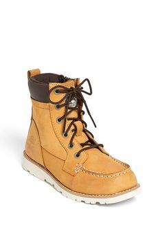 Timberland Earthkeepers® '2.0' Moc Toe Boot (Toddler, Little Kid & Big Kid) | Nordstrom