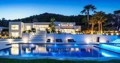 Villa Nemo · Cap Martinet - CAN Ibiza · luxury villa rentals